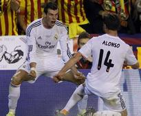 Late Gareth Bale stunner wins Copa del Ray for Real Madrid