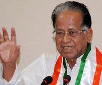 Tarun Gogoi slams PM Modi for excluding Assam from land swap deal
