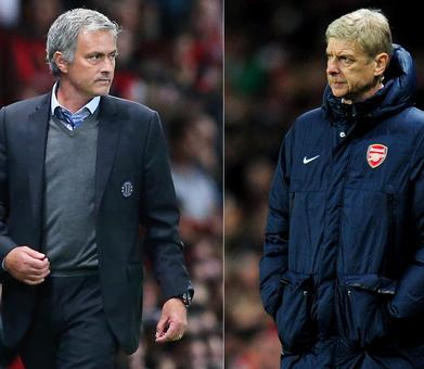 An epic weekend beckons as Wenger and Mourinho renew rivalry