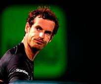 Why was Andy Murray so upset about using a women's ball at Miami Open?