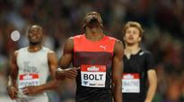 Bolt wins but Harrison takes the glory