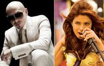 Piggy Chops all set to sing with Pitbull