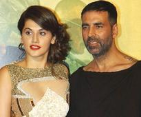 Akshay Kumar - Tapsee Pannu reunite