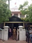 Tamil Nadu election: Sunset at DMK office, stunned silence at Karunanidhi's residence