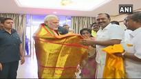 PM Modi in Chennai, to attend multiple events