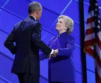 [VIDEO] SPEECH: Obama names Hillary Clinton as successor in White House race
