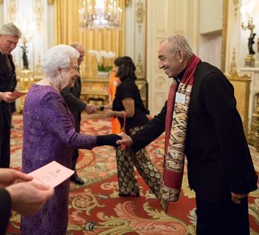 When I met the Queen of England