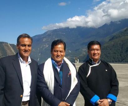China irked at US envoy's visit to Arunachal Pradesh, India hits back