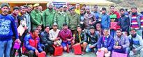 Ramban Khel Mela concludes;Ramban Warrior lifts volleyball title, Ukhral grabs kabaddi