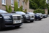 Rolls-Royce Official Shuttle Cars of the Champions Tennis Tournament