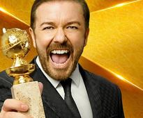 Ricky Gervais Defends Trans Jokes at Golden Globes, Continues Being Unfunny