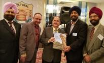 Punjabi Cultural Society of Chicago hosts Indian consulate outreach to Sikh community, Consul General Dr. Ausaf Sayeed honored