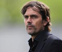 PSV present Phillip Cocu as new coach