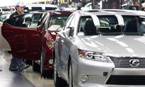 Toyota estimates loss in output from Japan quakes at 80,000 vehicles