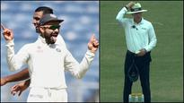 WATCH | #INDvAUS: Umpire Gaffaney gives Pujara 'Out' and then hilariously rectifies mistake