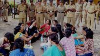 Kerala rape case: Activists get beat up; hartal on Tuesday