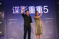 Matt Damon brings 'Bourne' to China