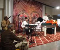 Three-Day Bhagwat Katha Held at Malibu Temple