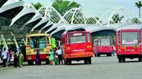 Hyderabad: Three private buses seized