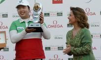 Feng Shanshan sews up Dubai Ladies Masters triple