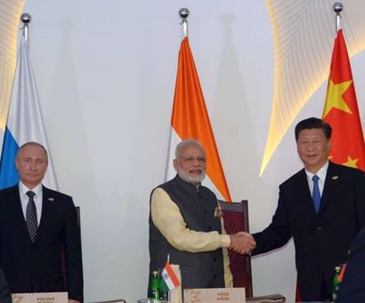 When China stole India's thunder