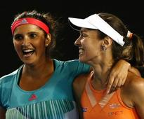 French Open 2016: Watch Sania Mirza/Martina Hingis opening round match on TV and online