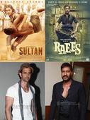 Shah Rukh Khan's clash moved from Salman Khan to Hrithik Roshan & Ajay Devgn - News