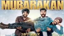 Arjun, Anil Kapoor are 'up to no good' in first poster of 'Mubarakan'