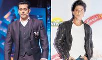 Shah Rukh Khan and Salman Khan in Goa at the same time!