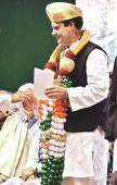 Achhe Din will only come when Cong returns to power: Rahul
