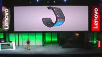 Lenovo just showed off bendable smartphones and tablets