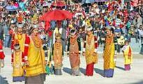 Nongkrem festival celebrated