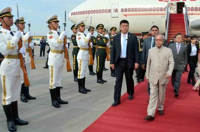 'India-China rivalry merely western media's hype'