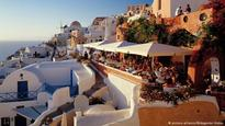 Tourism boom in Greece