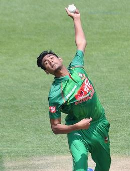 Bangladesh leave out Mustafizur for one-off Test against India