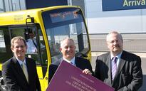 New bus contract at Bournemouth Airport