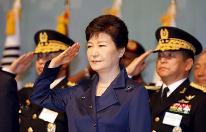 South Korean parliament impeaches President Park Geun-Hye