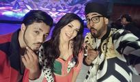 Sunny Leone, Raftaar and Manj Shoot a Sizzling Number for Beiimaan Love