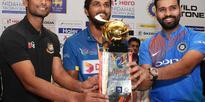 Live Cricket Scores: Sri Lanka ask India to bat in T20I tri-series opener