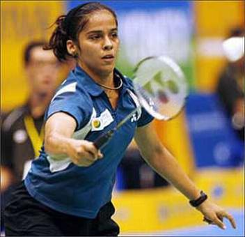 Saina gets top billing at Indian Open