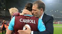 Andy Carroll's in America helping the homeless