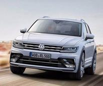 Volkswagen Tiguan To Be Launched In India In May 2017