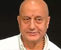 Anupam Kher is not welcome in Pakistan, and Bollywood ...