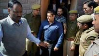 Blackbuck died of natural causes, says Salman. Another acquittal coming up?