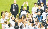Ronaldo pride as royal Real Madrid crowned kings again