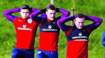 'Sharper' Rooney to start andLead in game versus Scotland
