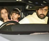 B-Town attends Aishwarya Rai Bachchan's father's chautha