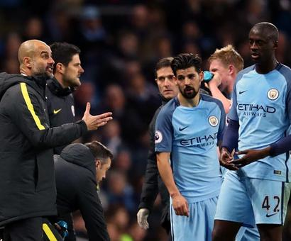 No Christmas holiday for Manchester City's players