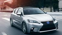 Lexus CT 200h for 2017 could have LFA face
