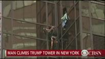 'Human fly' who scaled Trump Tower had problems at home